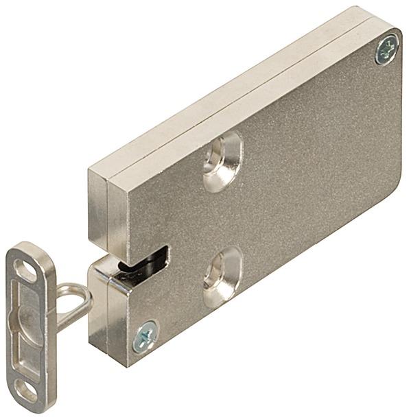 Dialock EFL3 Cabinet Lock (No Status Switch)